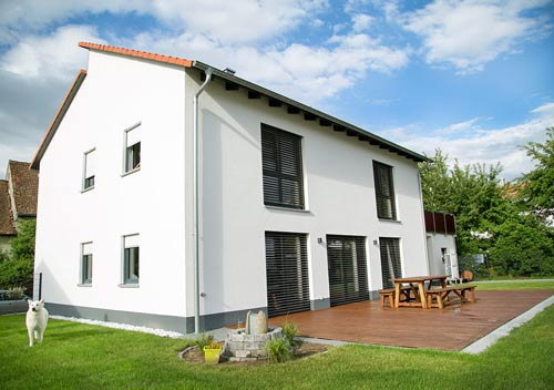 Einfamilienhaus Raum Büchenbach